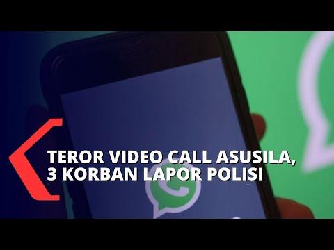jadi korban teror video call seks mahasiswi uin alauddin makassar lapor polisi