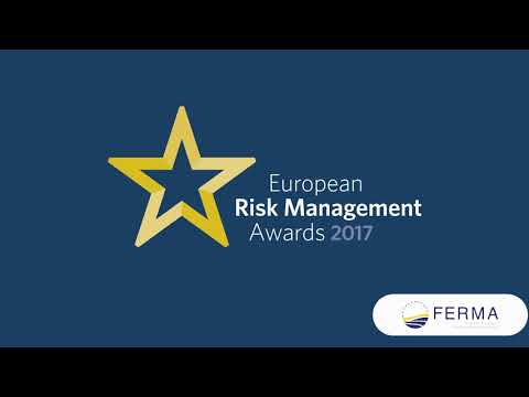 Preview image for our video : Nestlé's Andrew Bradley receives Lifetime Risk Management Achievement Award 2017