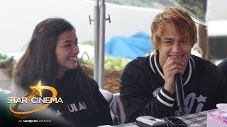 Did Enrique get jealous of Diego over Liza