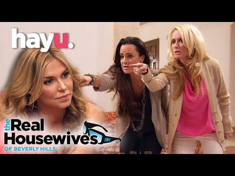 Game Night Hell | The Real Housewives of Beverly Hills