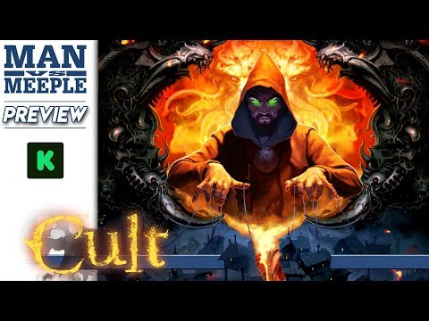 Cult Preview by Man Vs Meeple