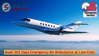 Modern and Affordable ICU Air Ambulance from Chennai and Mumbai