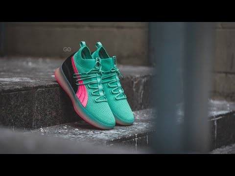 "competitive price 2b178 97d53 Puma Clyde Court Disrupt ""Ocean Drive"" Review – Sean Go"