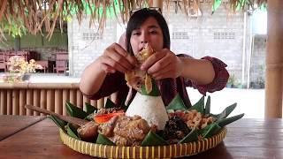 FOOD VLOG |INGKUNG TERUNIK DI JOGJA, INGKUNG ASAP!! |@JOGJATASTE