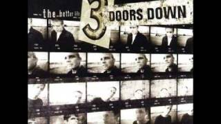 3 Doors Down Not Enough with lyrics