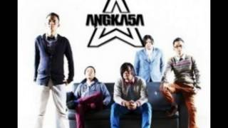 Angkasa ~ Ditolak Cinta | With Lyrics
