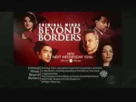 Criminal Minds: Beyond Borders 2.10 (Preview)
