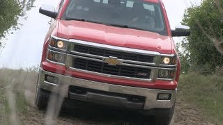 2014 Chevy Silverado Pickup Design Explained