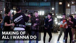 Making Of: Jay Park - All I Wanna Do (Feat. Hoody, Loco)
