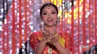 Asian Beauty - Nét Đẹp Á Đông (Dương Khắc Linh, Hoàng Huy Long) PBN 115