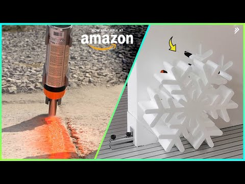 7 Most Amazing Factory Machines and Ingenious Tools