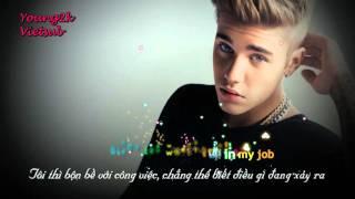 [Vietsub] Justin Bieber - Love Yourself (Lyrics on screen)