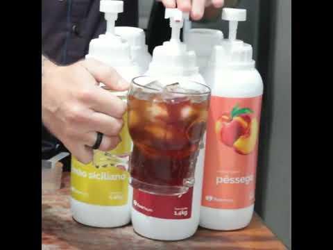 Como Preparar Iced Tea Saborizado Aumente Sua Lucratividade Com Bebidas Geladas