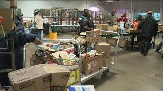 Feeding America receives huge donation