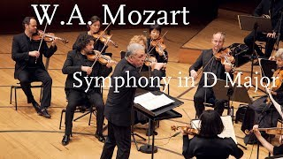 W.A. Mozart: Symphony in D Major, K. 196+121 (HD/1440p)