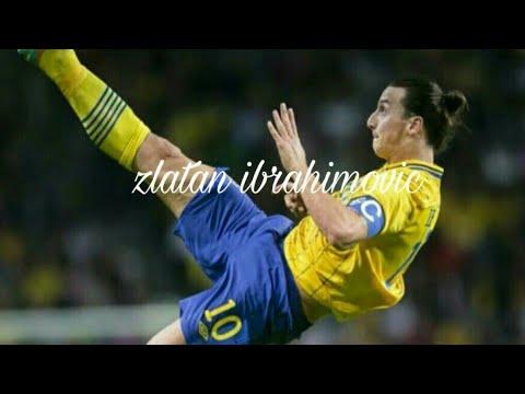 Gol tercantik dunia zlatan ibrahimovic... Gol salto jarak jauh