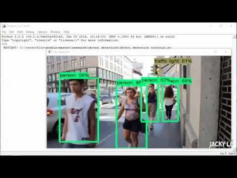 Testing Custom Object Detector - TensorFlow Object Detection