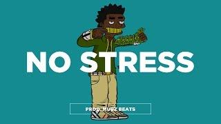 (FREE) Kodak Black Type Beat x London On Da Track 2016 - 'No Stress' | Trap Type Beat | Mubz Beats