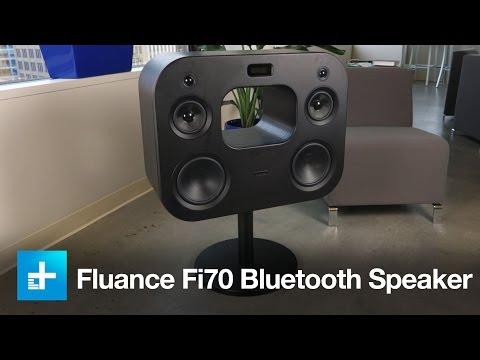 Fluance Fi70 Bluetooth Speaker – Hands on review