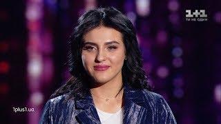 """Катерина Гулюк – """"Сила"""" – выбор вслепую – Голос страны 9 сезон"""