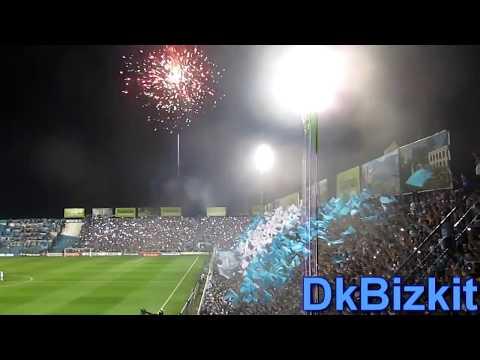 """""""[HD] Club Atlético Tucumán - Recibimiento Vs Gremio (4tos de final Copa Libertadores 2018)"""" Barra: La Inimitable • Club: Atlético Tucumán"""