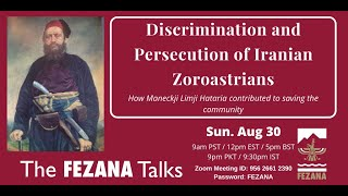 Discrimination and persecution of Iranian Zoroastrians