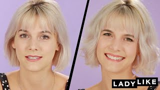 We Try The Future Of Hair Curling!