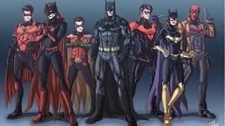The Bat Family Kwabs-Walk