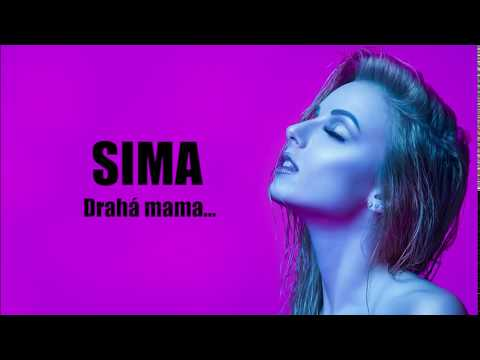 SIMA - Drahá mama |LYRICS VIDEO| download YouTube video in