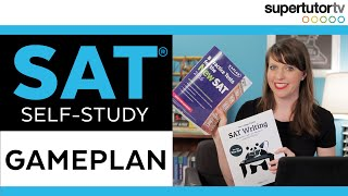 SAT® Self Study Game Plan: Setting a Study Schedule for the SAT®