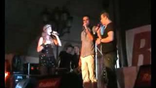 La Húngara y los Rebujitos - Sabanas de miel (Radióle Torrijos) Toledo 15/05/2009