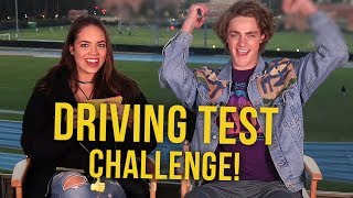 The Commute Driving Test w/ Claudia Sulewski & Stefan Argus