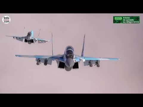 La Fuerza Aérea Argentina busca recuperar su capacidad supersónica