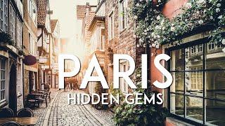 10 INTERESTING THINGS TO DO IN PARIS | Paris Hidden Gems