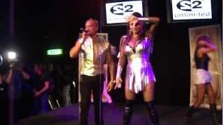2 Unlimited in Escape Amsterdam 22.10.2012 Donordag