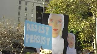 Los Angeles Woman's March 2019