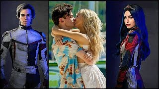Descendants 3 Real Age And Life Partners 2019