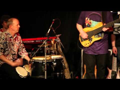 Hartmut Hillmann Band - Live@Binger Bühne - Euphomism