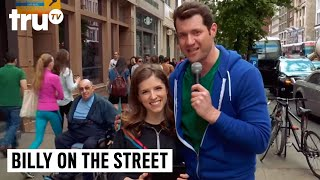 Billy on the Street - Anna Kendrick vs. Katy Perry's Cat
