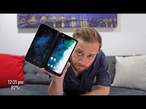 External Review Video mmFT7XaHxNc for LG G8X ThinQ & LG Dual Screen Smartphone