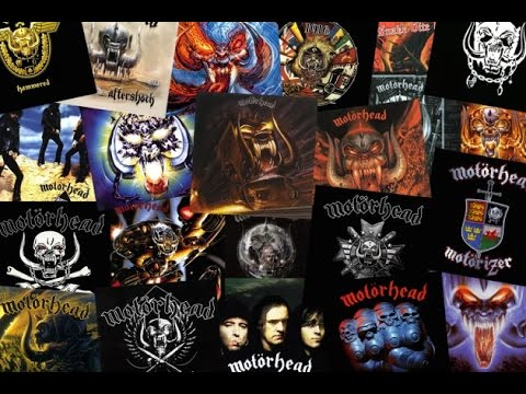 Motörhead Every Studio Album Review