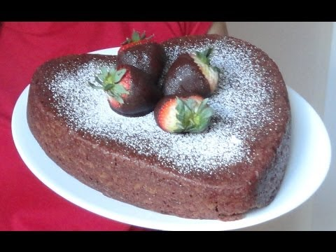 Video Egg free Chocolate cake with ready cake mix - Video Recipe