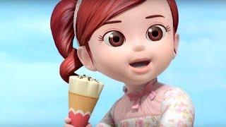 Все серии про проделку с мороженым - Консуни сборник серий 1- 4  - Мультфильмы - Kids Videos