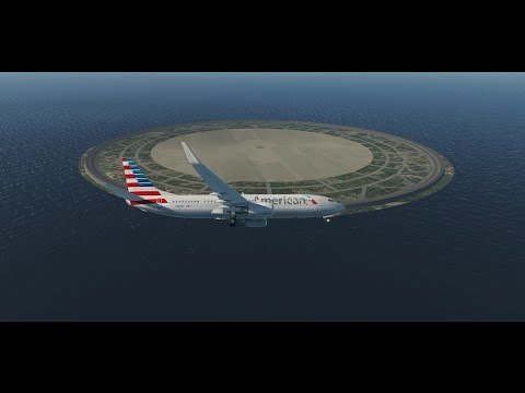 Could A Plane Land On A Circular Runway?