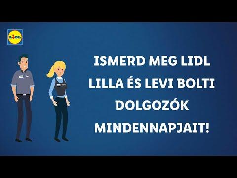Lidl Magyarország - Csapatvideó