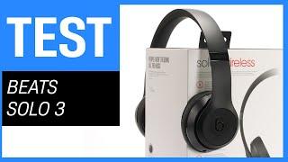 Der Beats Solo 3 wireless im Test - Bluetooth-Kopfhörer
