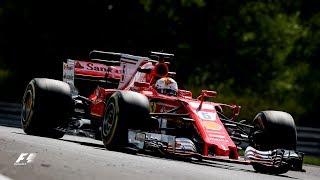2017 Hungarian Grand Prix | Qualifying Highlights