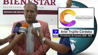 Se tienen que evitar los siniestros para evitar pérdidas en las parcelas: Ariel Trujillo Córdoba