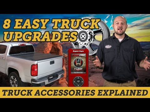 8 Easy Upgrades For Your New Truck | Truck Accessories Explained Mp3