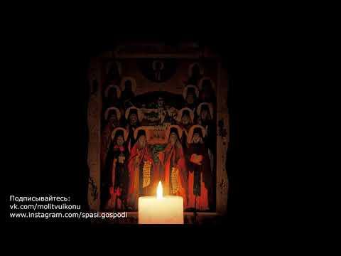 Молитва от мата (брани) и сквернословия, Макарию Оптинскому